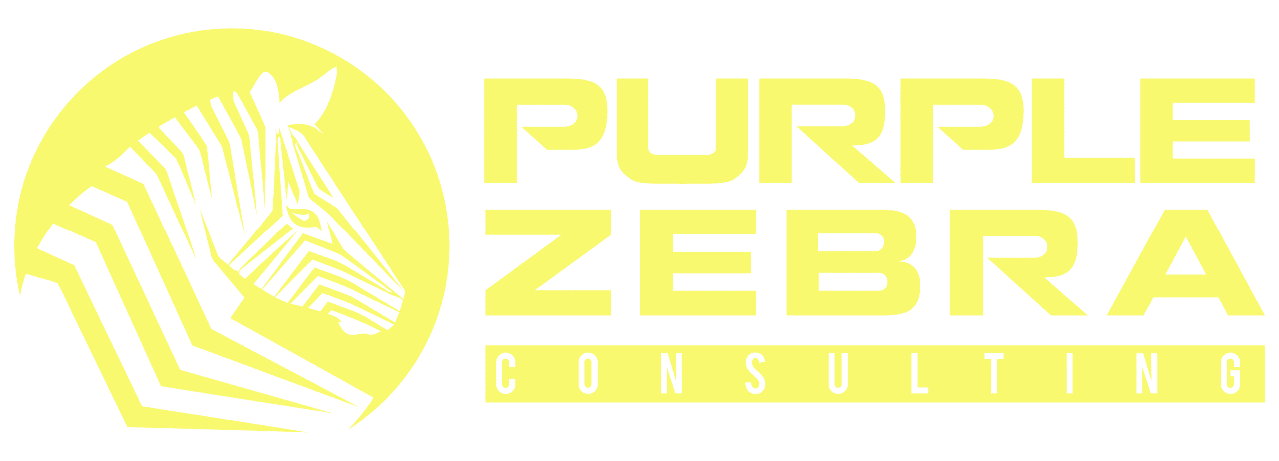 Purple Zebra Consulting Logo
