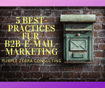 B2B E-Mail-Marketing