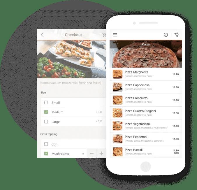 Online Bestellsystem Für Restaurants