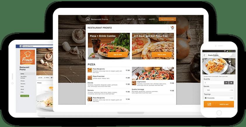 Mobile Apps für Restaurantbesitzer
