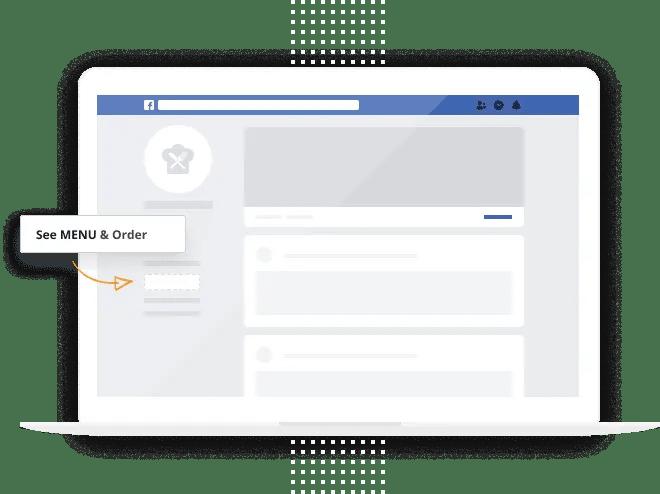 Facebook Bestellung